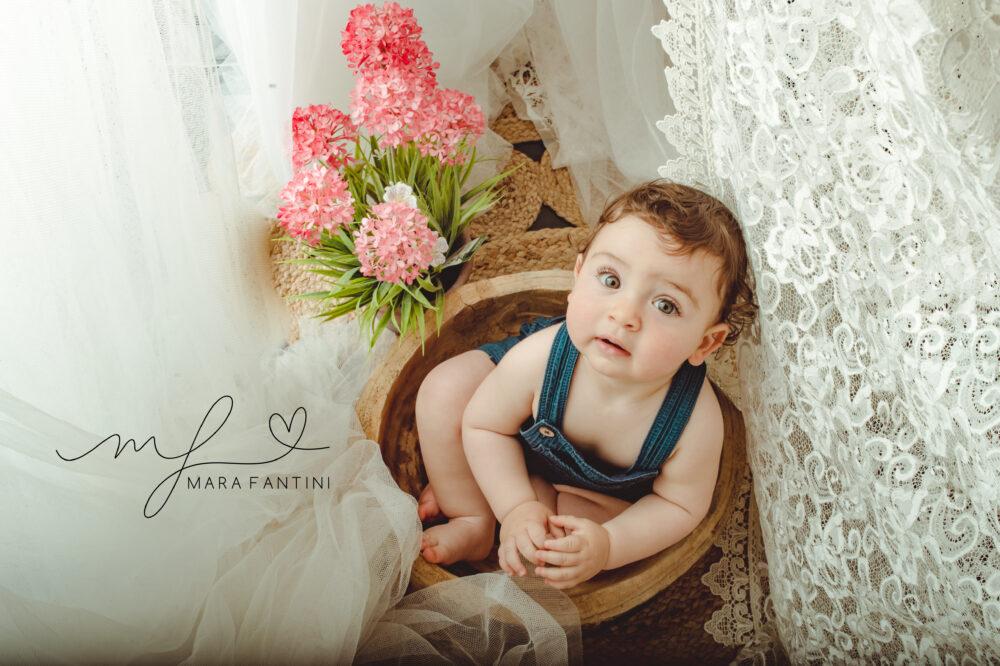 servizio fotografico baby studio