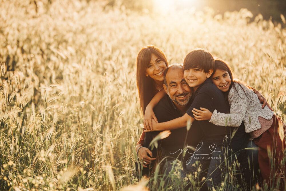 shooting fotografico servizio fotografico  ritratti di famiglia bambini roma